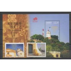 Macao - 2015 - No 1731/1732 - BF 254 - Phares