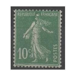 France - Varieties - 1921 - Nb 159b
