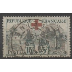 France - Poste - 1918 - Nb 156 - Health - used