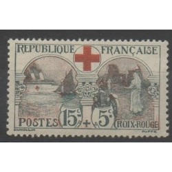 France - Poste - 1918 - Nb 156 - Health - mint hinged