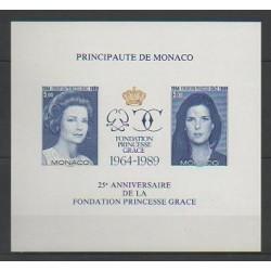 Monaco - Blocs et feuillets - 1989 - No BF 48a