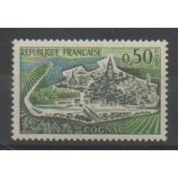 France - Varieties - 1961 - Nb 1314a