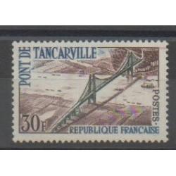France - Varieties - 1959 - Nb 1215b