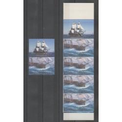 Australie - 1995 - No 1415/1416 - C1417 - Bateaux