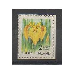 Finlande - 1993 - No 1165 - Fleurs