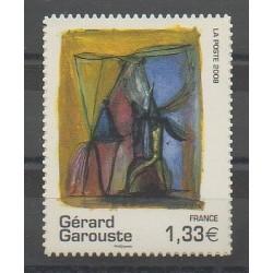 France - Autoadhésifs - 2008 - No 222 - Peinture