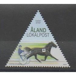 Aland - 2015 - Nb 406 - Horses