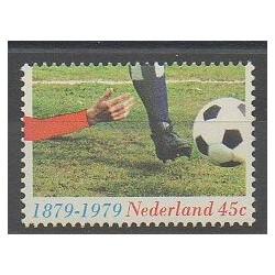 Netherlands - 1979 - Nb 1114 - Football