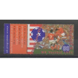 Netherlands - 1994 - Nb 1480 - Soccer World Cup