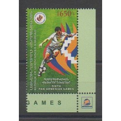 Arménie (Haut Karabagh) - 2015 - No 83 - Football