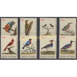 Vatican - 1989 - No 852/859 - Oiseaux