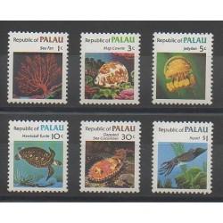 Palau - 1983 - No 9/14 - Vie marine