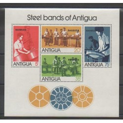Barbuda - 1974 - Nb BF7 - Music