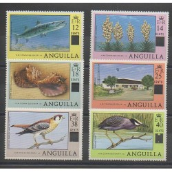 Anguilla - 1978 - No 304/309