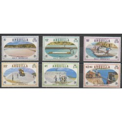 Anguilla - 1980 - Nb 352/357