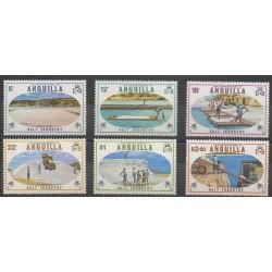 Anguilla - 1980 - No 352/357
