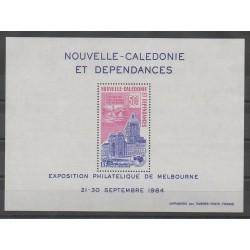 Nouvelle-Calédonie - Blocs et feuillets - 1984 - No BF6 - Exposition