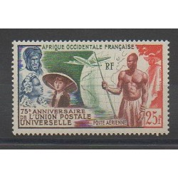 French West Africa - 1949 - Nb PA15