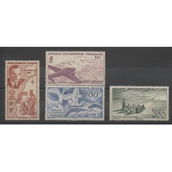 Afrique Occidentale Française - 1947 - No PA11/PA14