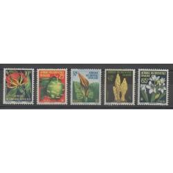 Afrique Occidentale Française - 1958 - No 68/72