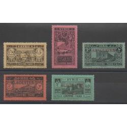 Alaouites - 1925 - No T6/T10
