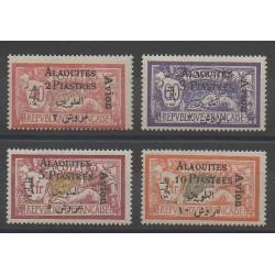 Alaouites - 1925 - No PA 1/PA 4