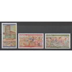 Polynésie - 2015 - No 1107/1109