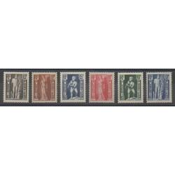 Algérie - 1952 - No 288/293