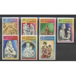 Grenadines - 1979 - Nb 297/303 - Christmas