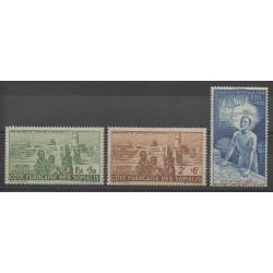 Côte des Somalis - 1942 - No PA8/PA10