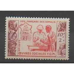 Côte des Somalis - 1950 - No 283