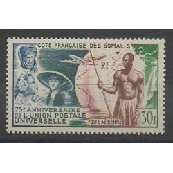 Côte des Somalis - 1949 - No PA23