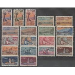 Côte des Somalis - 1947 - No 264/282