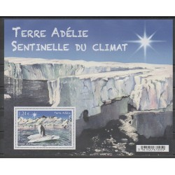 French Southern and Antarctic Lands - Blocks and sheets - 2015 - Nb F753 - Polar