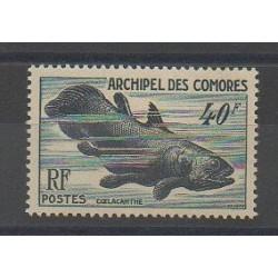 Comores - 1954 - No 13