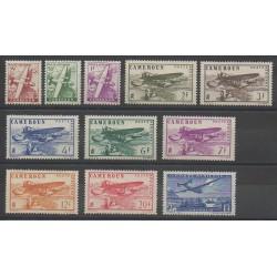 Cameroun - 1941 - No PA1/PA11