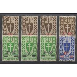 Cameroon - 1945 - Nb 266/273