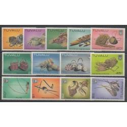 Tuvalu - 1983 - Nb 184/196 - Art