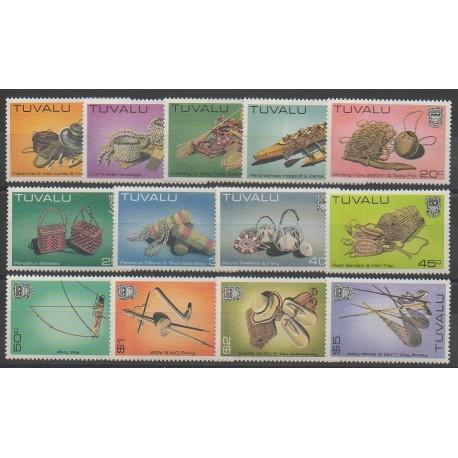 Tuvalu - 1983 - No 184/196 - Art
