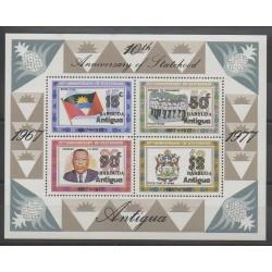 Barbuda - 1978 - No BF29 - Histoire
