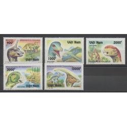 Vietnam - 1996 - No 1613/1617 - Animaux