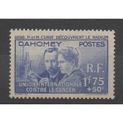 Dahomey - 1938 - Nb 109
