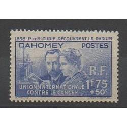 Dahomey - 1938 - No 109