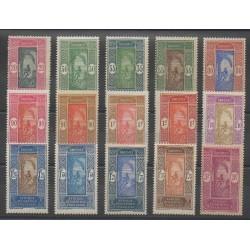 Dahomey - 1927 - No 85/98