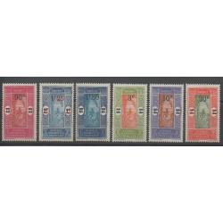 Dahomey - 1926 - No 79/84