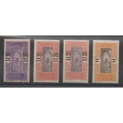 Dahomey - 1922 - No 66/69
