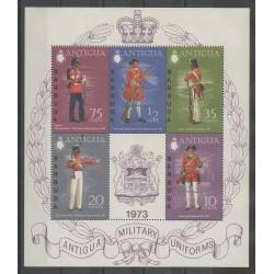 Barbuda - 1973 - No BF2 - Histoire militaire