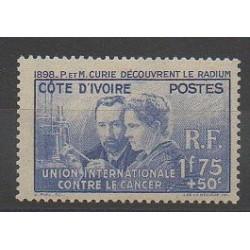 Ivory Coast - 1938 - Nb 140
