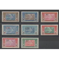 Ivory Coast - 1924 - Nb 73/80