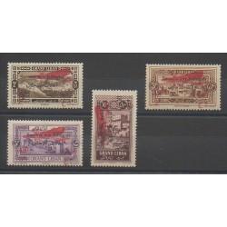 Greater Lebanon - 1926 - Nb PA17/PA20